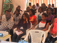 Young Scholars Retreat in Maseno
